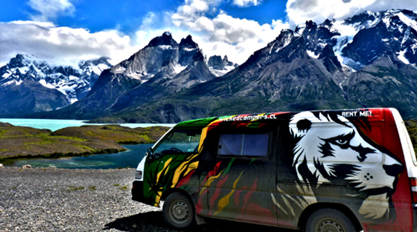 campervan rental South America