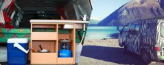 Iconic Campervan Hire New Zealand