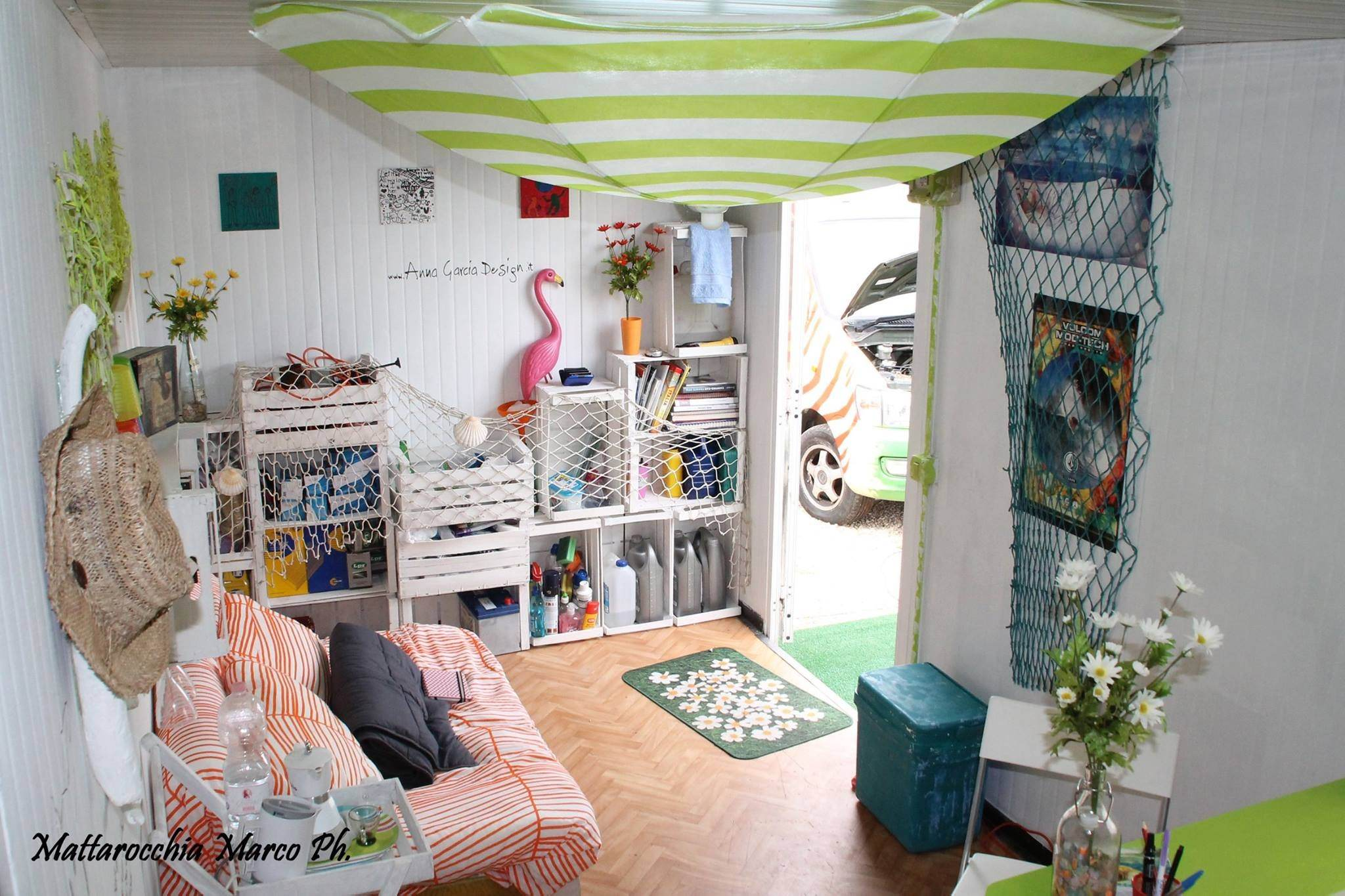 campervan hire Rome