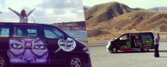4WD Campervan Hire New Zealand